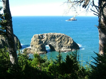 How Far From Gold Beach To Cresent City