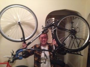 Brandon & Bike
